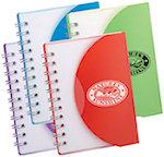 Post Spiral Notebooks